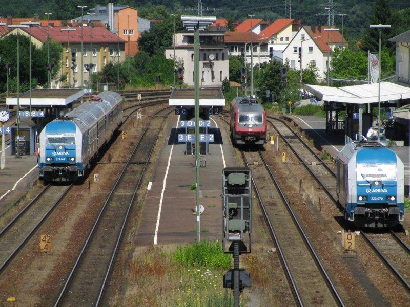 Bahnhof Schwandorf